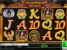 cleopatras riches gokkast