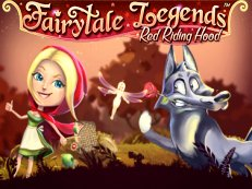 fairytale legends red riding hood gokkast