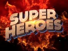 super heroes gokkast game