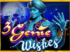 3 genies wishes