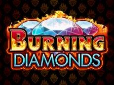 burning diamonds